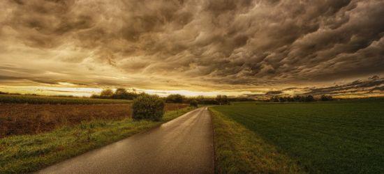 POWIAT SANOCKI. Ostrzeżenie przed intensywnymi opadami deszczu