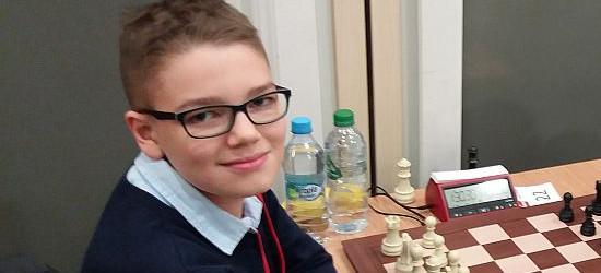 Szachista z Sanoka rywalizował z arcymistrzami. Obiecujący wynik