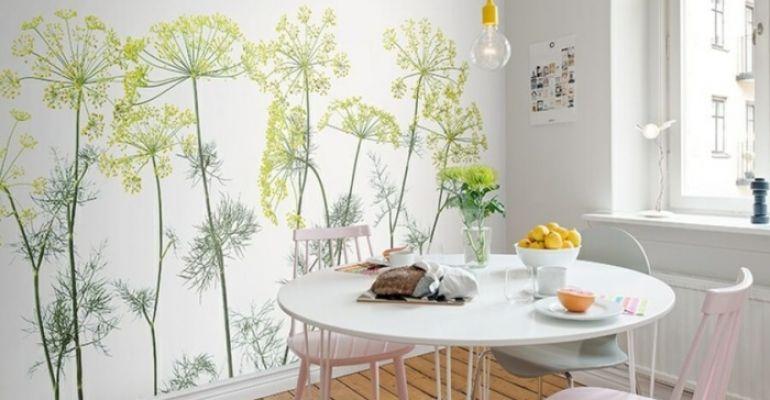 Fototapety – idealne rozwiązanie dla remontu kuchni