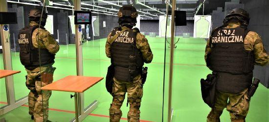 Otwarto strzelnicę pistoletową Bieszczadzkiego Oddziału Straży Granicznej (ZDJĘCIA)