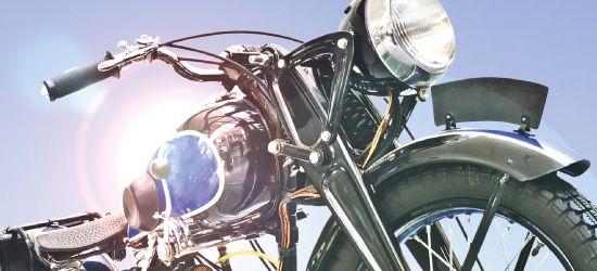 Wystawa zabytkowych motocykli w VIVO! Krosno