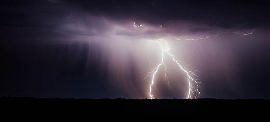 IMGW ostrzega przed burzami z gradem i silnym wiatrem