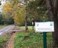 Nadleśnictwo Lesko współpracuje z samorządami przy remontach i przebudowach dróg (ZDJĘCIA)