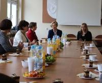 GMINA SANOK: Nauczyciele uhonorowani nagrodami wójta (ZDJĘCIA)
