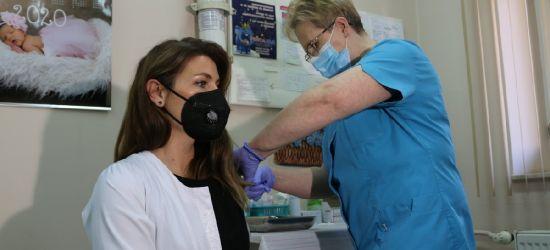 Rozpoczęto szczepienia przeciw COVID-19 na Podkarpaciu