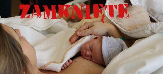 Informacja dla kobiet ciężarnych. Leska porodówka zamknięta