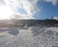 Bieszczadzka zima trzyma się znakomicie. Tak wygląda górski krajobraz w zimowej szacie (ZDJĘCIA)