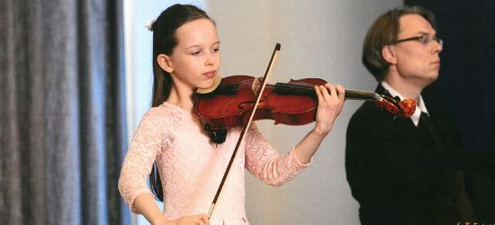 "SANOK: Nasza skrzypaczka Emilka laureatką ""Talents for Europe""!"