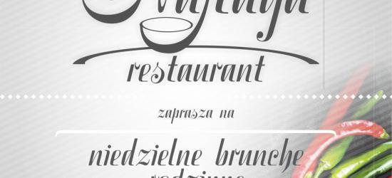 Restauracja Naftaya w Krośnie zaprasza na niedzielne brunche rodzinne.