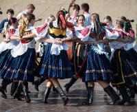 GMINA ZAGÓRZ: Święto Kultury Nad Osławą w Mokrem