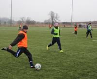 Ekoball trenuje przed rundą wiosenną. Zwycięstwo z Przysietnicą (ZDJĘCIA)