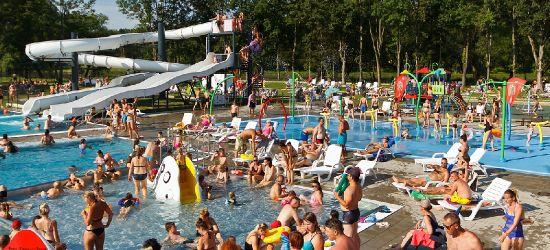 SANOK. Ruszają baseny zewnętrzne! (ZDJĘCIA)