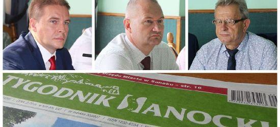 """Rada Programowa w Tygodniku Sanockim? """"Zaskakuje nas opór"""""""