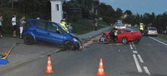 Na mokrej drodze trudniej zapanować nad pojazdem