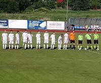 """Trzy karne w meczu Ekoballu Stali. Niewykorzystana """"jedenastka"""" w 94. minucie i porażka 0:1 (SKRÓT VIDEO)"""