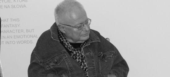 Zmarł Janusz Szuber