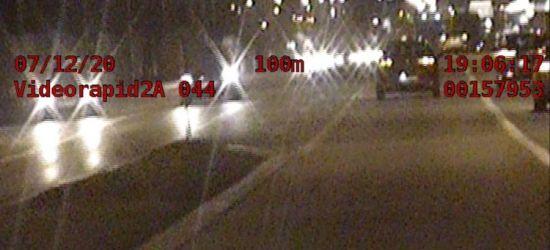 PODKARPACIE: 20-latek pędził przez miasto z prędkością 184 km/h