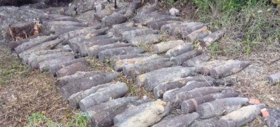Odnaleziono sporo amunicji z czasów II wojny! (FOTO)