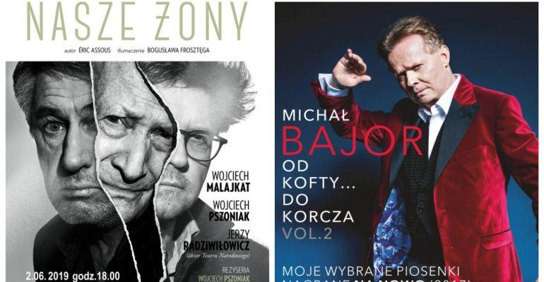 """KONKURS! Koncert Michała Bajora. """"Nasze żony"""" z gwiazdorską obsadą!"""