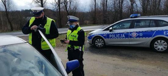 PODKARPACIE: Utknął w błocie uciekając przed policjantami