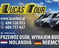 LucasTour – krajowy i międzynarodowy przewóz osób