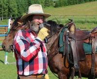 BIESZCZADY: Święto koni w Lutowiskach. Efektowne pokazy, targi i muzyka (FILM, ZDJĘCIA)
