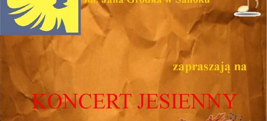Koncert jesienny w PWSZ w Sanoku