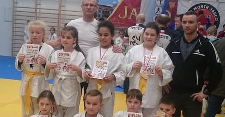 Udane debiuty utalentowanych judoków Pantery Sanok (FOTO)