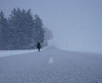 IMGW OSTRZEGA: Zawieje i zamiecie śnieżne