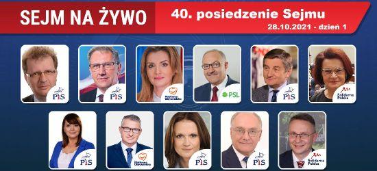 Posiedzenie Sejmu: Podwyższenie akcyzy za alkohol. Wyższe mandaty! OGLĄDAJ!