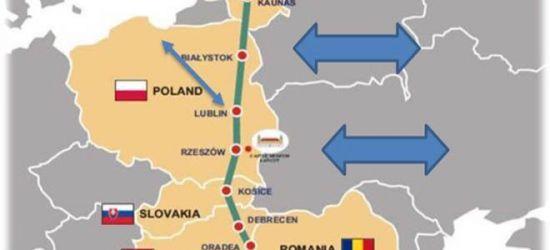 Tomasz Poręba powołał w Parlamencie Europejskim Grupę Przyjaciół Via Carpatia