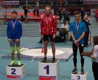 Sukcesy Komunalnych Sanok. Brązowy medal mistrzostw Polski Alberta Komańskiego! (3 x FILM, WYWIADY, ZDJĘCIA)