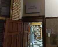 """AKTUALIZACJA SANOK: Biblioteka miejska będzie prokuraturą! Ekipa filmowa """"Watahy"""" w akcji (ZDJĘCIA)"""