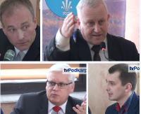 """Oskarżenia, wytykanie błędów, """"tyrady"""" podczas wolnych wniosków w gminie Solina (FILM, ZDJĘCIA)"""