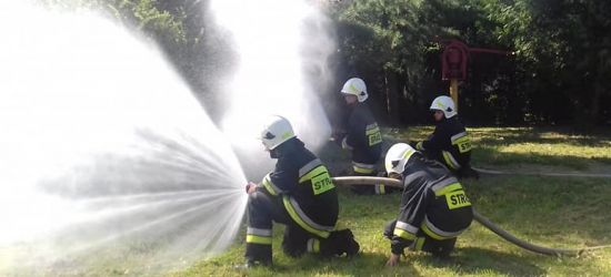 Rosną nam młodzi strażacy! (ZDJĘCIA)