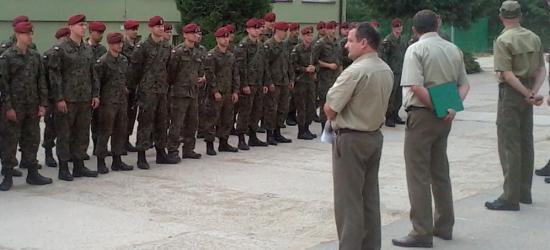 Armia kanadyjska trenowała w Bieszczadach