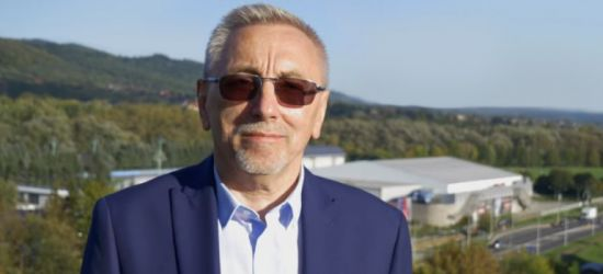 Pierwsza rocznica śmierci Tadeusza Pióro, burmistrza Sanoka w latach 2014-2018 (VIDEO)