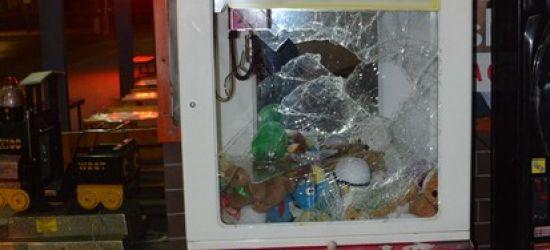 REGION: Ukradł pluszaki. Chciał nimi obdarować dziewczynę