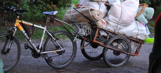 Opiekunowi Spartan ukradziono rower. Pomożecie wskazać złodzieja?