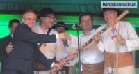 Sanok stolicą Karpat! Świetna zabawa podczas historycznego zjazdu i święta kultury karpackiej (FILM, ZDJĘCIA)