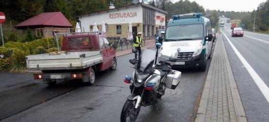 Kopcące pojazdy wycofane z ruchu. 22 zatrzymane dowody rejestracyjne