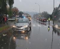 Załamanie pogody. Plaga kolizji na drogach powiatu sanockiego