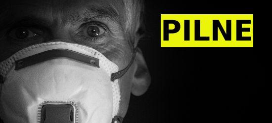 KORONAWIRUS: Nowy przypadek zakażenia w naszym województwie