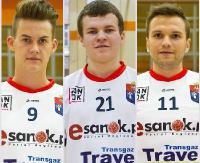Trzech zawodników Esanok.pl Wilków wzięło udział w zgrupowaniu reprezentacji Polski (ZDJĘCIA)