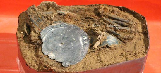 SANOK: Bezcenne znalezisko. Skarb z epoki brązu, sprzed 3000 lat! (VIDEO, ZDJĘCIA)