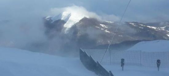 W górach pogoda dynamiczna (ZDJĘCIA)