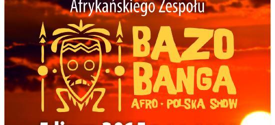 Afrykańska muzyka zabrzmi w Jasiu Wędrowniczku