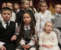 Spotkanie pokoleń w Sanoczku. Wzruszający Dzień Babci i Dziadka (FILM, ZDJĘCIA)