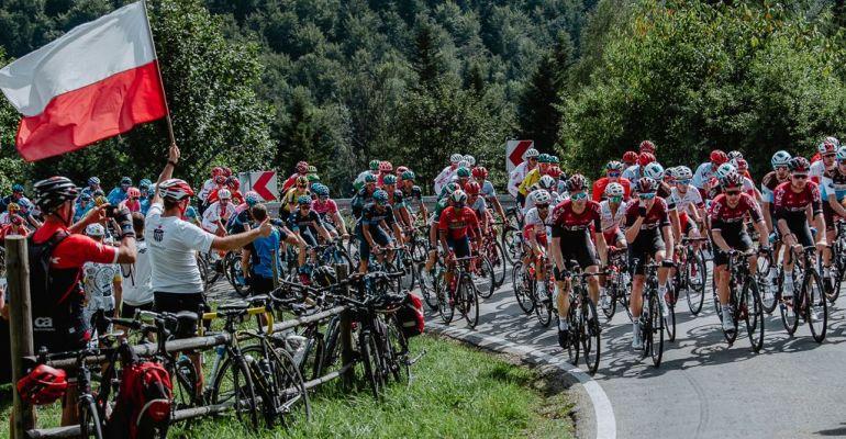 Utrudnienia w ruchu w związku z Tour de Pologne