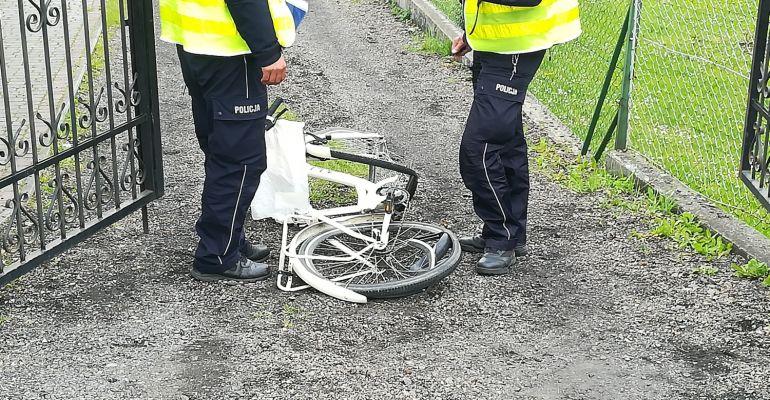 TREPCZA: Tragedia na drodze. Śledczy badają okoliczności wypadku (ZDJĘCIA)
